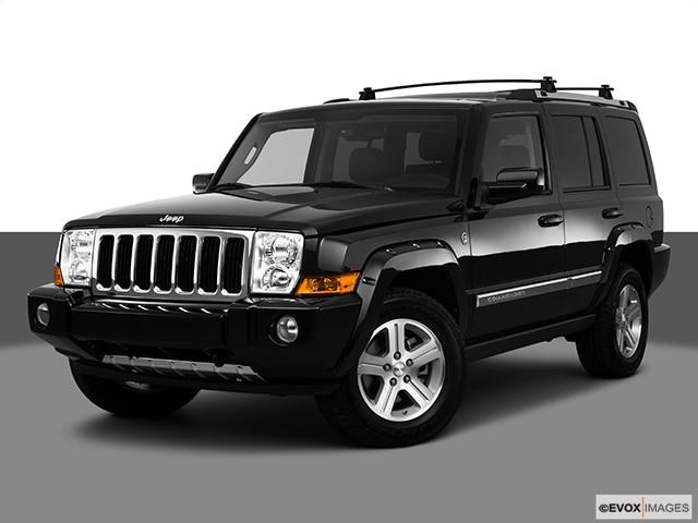 2010 Jeep Commander Sport Utility 4d