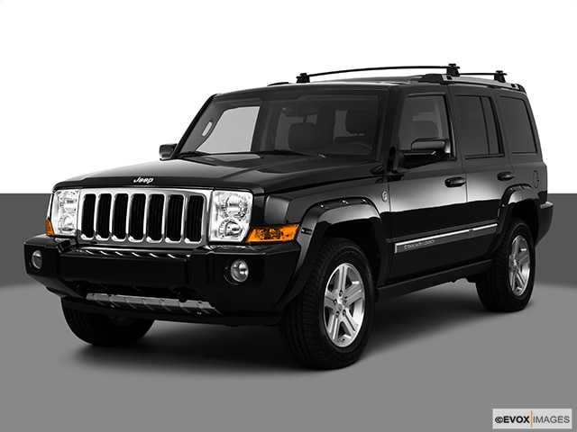 2010 Jeep Commander Pricing Ratings Expert Review Kelley Blue Book