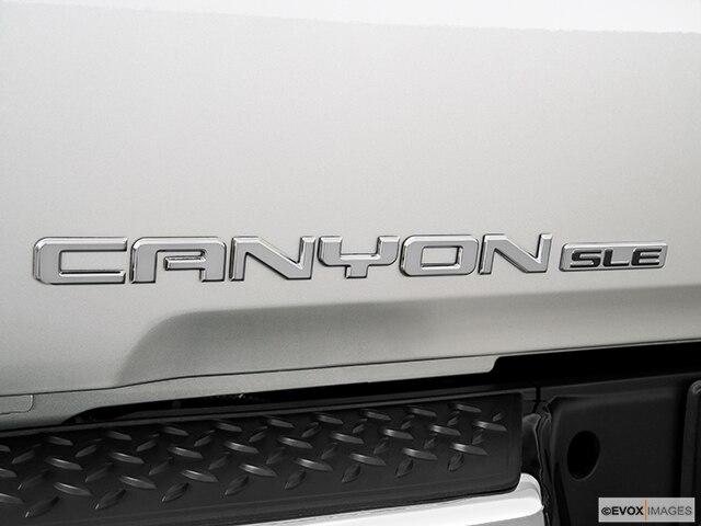 2010 GMC Canyon Crew Cab