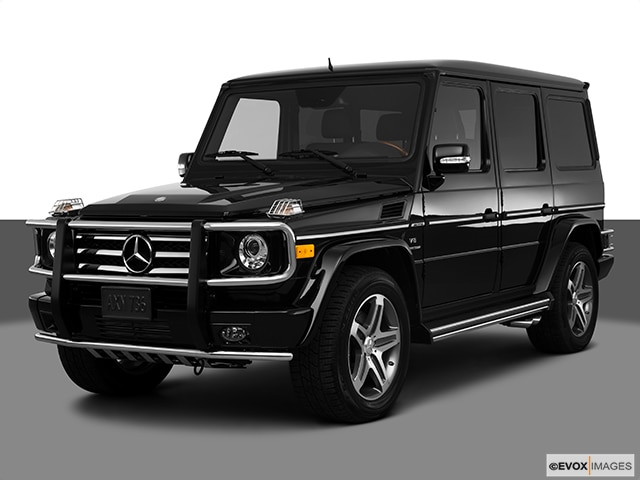 2010 Mercedes Benz G Class Values Cars For Sale Kelley Blue Book