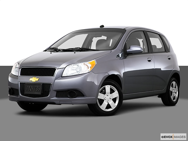 2010 Chevrolet Aveo | Pricing, Ratings, Expert Review