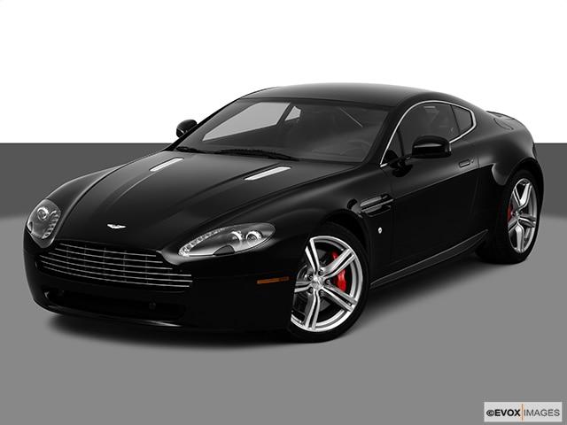 2010 Aston Martin Vantage Values Cars For Sale Kelley Blue Book