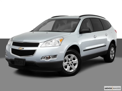 2011 Chevrolet Traverse | Pricing, Ratings, Expert Review ...
