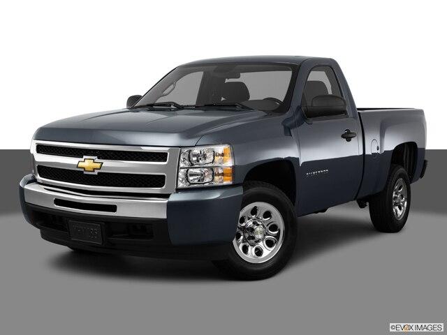 Used 2011 Chevrolet Silverado 1500 Regular Cab Work Truck Pickup 2d 8 Ft Prices Kelley Blue Book