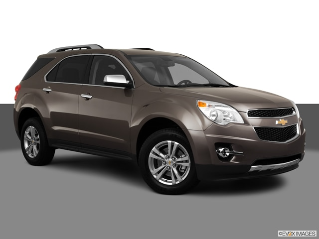 2011 Chevrolet Equinox Pricing Ratings Expert Review