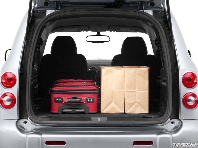 hhr panel cargo dimensions