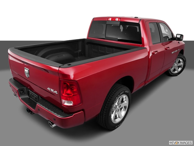 2011 Ram 1500 Quad Cab | Pricing, Ratings, Expert Review