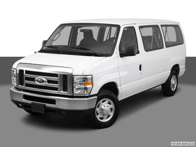 2012 Ford E350 Super Duty Passenger