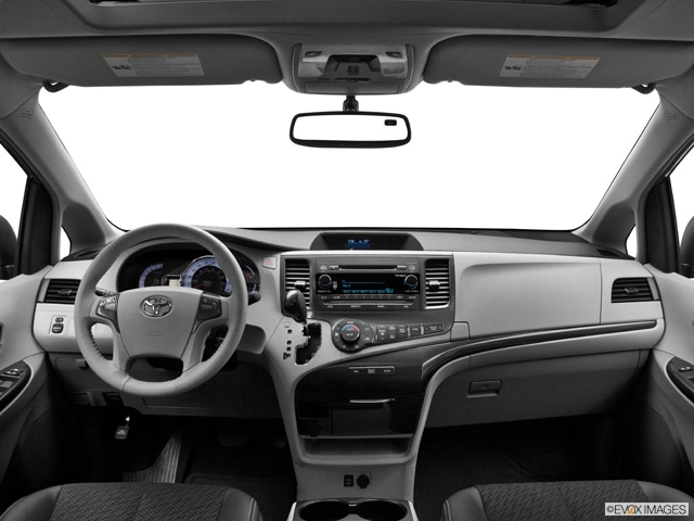 2012 Toyota Sienna | Pricing, Ratings, Expert Review