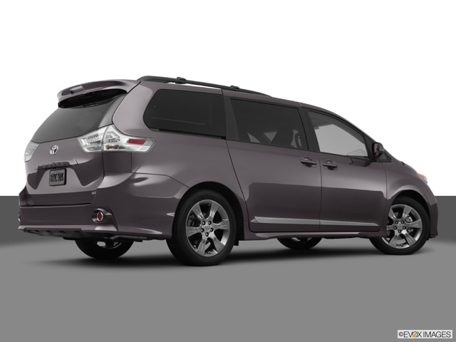 Used Toyota Sienna For Sale >> 2012 Toyota Sienna Pricing Ratings Expert Review Kelley Blue Book