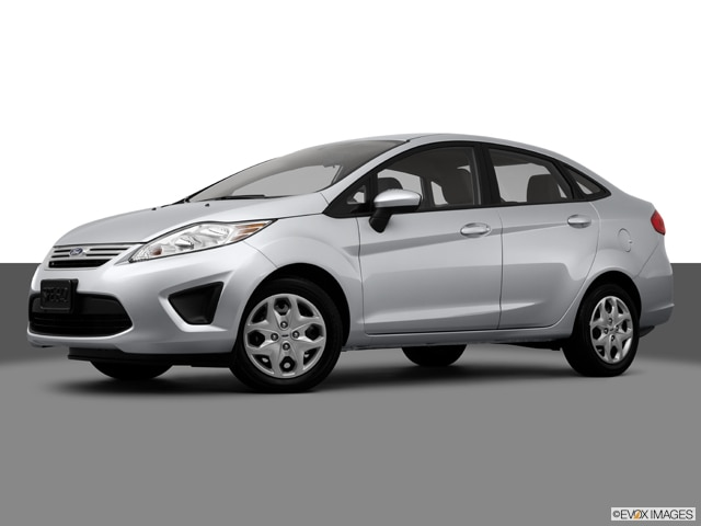 Ford Fiesta Gas Mileage >> 2012 Ford Fiesta Pricing Reviews Ratings Kelley Blue Book