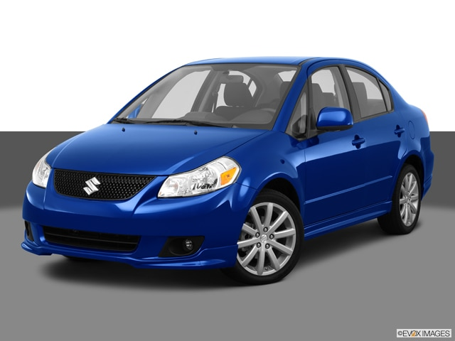 2013 Suzuki SX4 | Pricing, Ratings, Expert Review | Kelley Blue Book