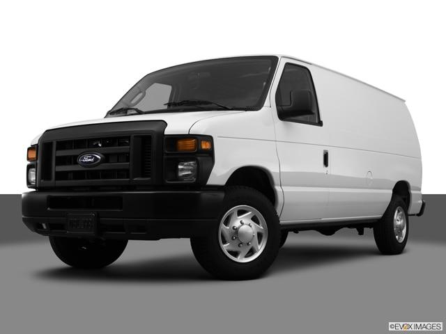 2012 Ford E350 Super Duty Cargo