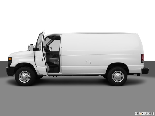 2012 Ford E350 Super Duty Cargo   Pricing, Ratings, Expert
