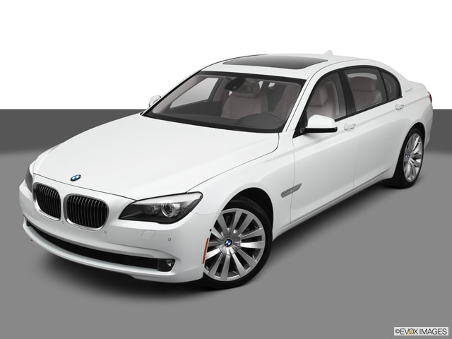 2012 Bmw 7 Series Values Cars For Sale Kelley Blue Book