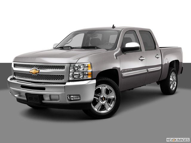Used 2013 Chevrolet Silverado 1500 Crew Cab Lt Pickup 4d 5 3 4 Ft Prices Kelley Blue Book