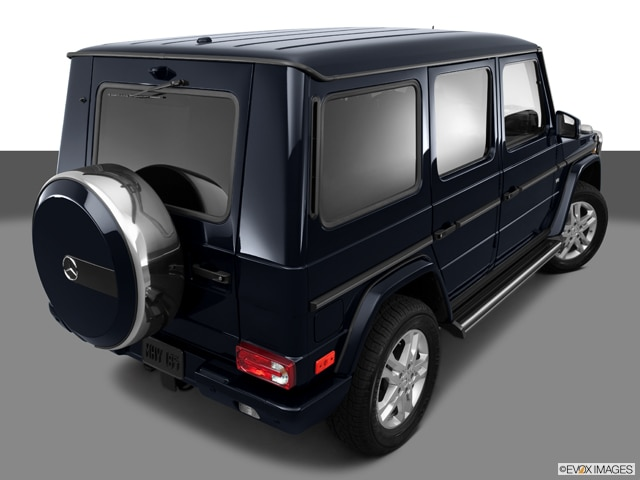 2013 Mercedes-Benz G-Class | Pricing, Ratings, Expert Review