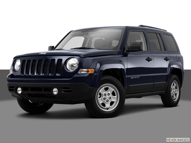 2014 Jeep Patriot | Pricing, Ratings, Expert Review | Kelley