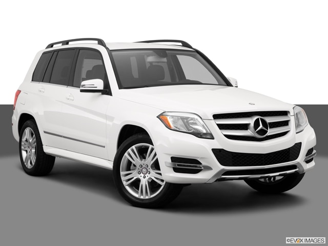 2014 Mercedes-Benz GLK-Class | Pricing, Ratings, Expert Review
