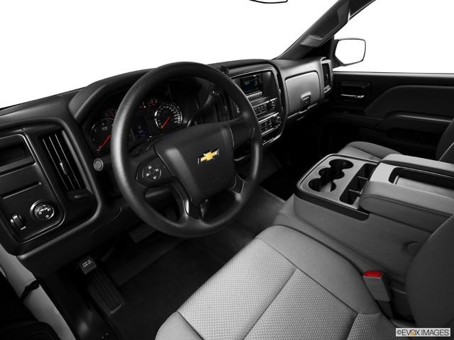 2014 Silverado 1500 Z71 White