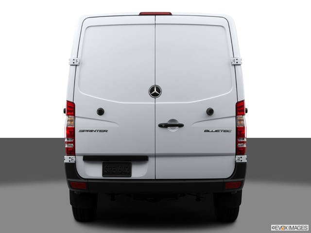 2016 Mercedes-Benz Sprinter 2500 Cargo | Pricing, Ratings