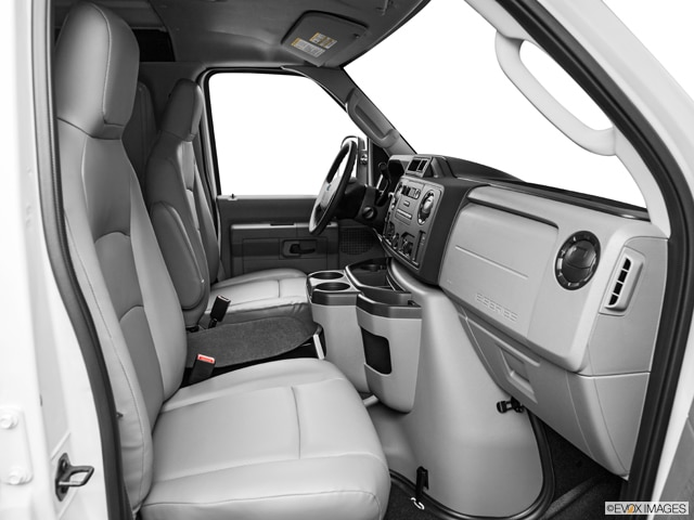 2014 Ford E350 Super Duty Cargo | Pricing, Ratings, Expert