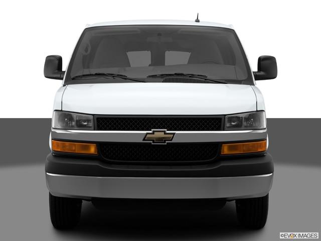 2015 Chevrolet Express 2500 Passenger   Pricing, Ratings, Expert