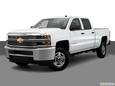 2015 Chevrolet Silverado 2500 HD Crew Cab | Pricing, Ratings