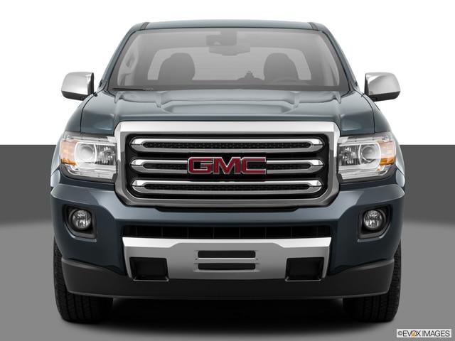 2015 GMC Canyon Crew Cab