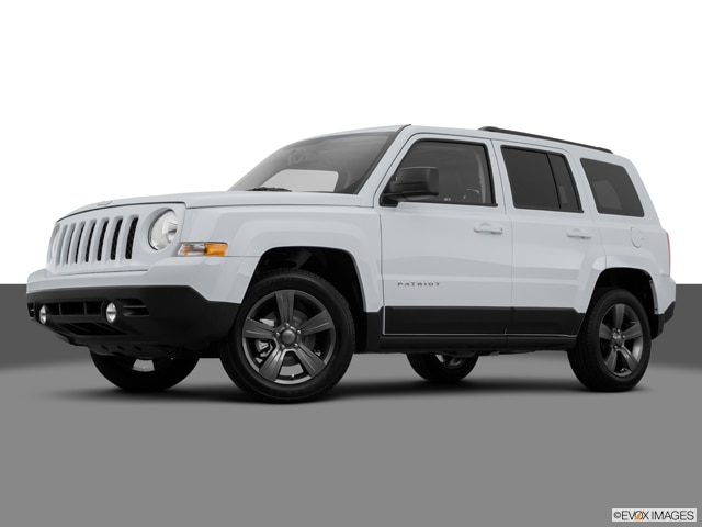 2015 Jeep Patriot | Pricing, Ratings, Expert Review | Kelley Blue Book