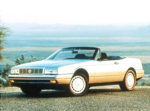 1992 cadillac allante values cars for sale kelley blue book 1992 cadillac allante values cars for