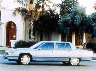 Kelley Blue Book Used Cars Trade In Value >> 1992 Cadillac Fleetwood Prices, Reviews & Pictures ...