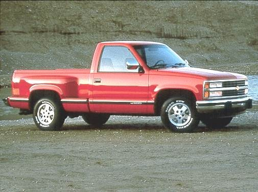 1992 Chevrolet 1500 Regular Cab | Pricing, Ratings, Expert Review