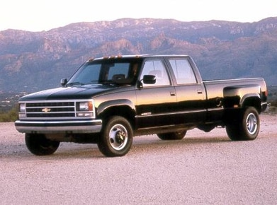 1992 Chevrolet 3500 Crew Cab Pricing Reviews Ratings