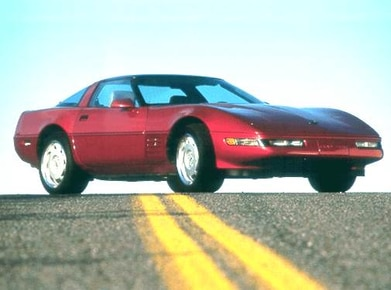 1992 Chevrolet Corvette | Pricing, Ratings, Expert Review