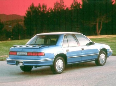 Used 1992 Chevrolet Lumina Values Cars For Sale Kelley Blue Book