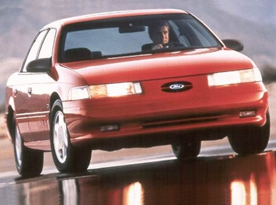 1992 Ford Taurus >> 1992 Ford Taurus Pricing Reviews Ratings Kelley Blue Book