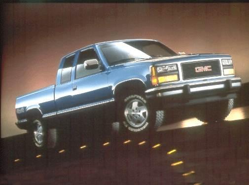 1992 GMC 1500 Club Coupe Consumer Reviews