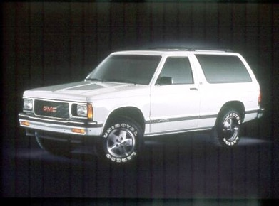 Used 1992 Gmc Jimmy Values Cars For Sale Kelley Blue Book