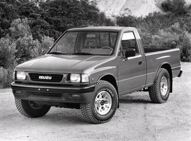 1992 Isuzu Regular Cab | Pricing, Ratings, Expert Review