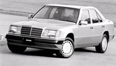 1992 Mercedes-Benz 300 E | Pricing, Ratings, Expert Review