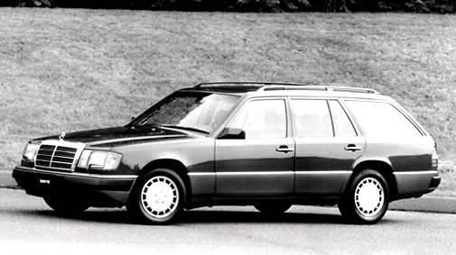1992 Mercedes-Benz 300 TE | Pricing, Ratings, Expert Review | Kelley