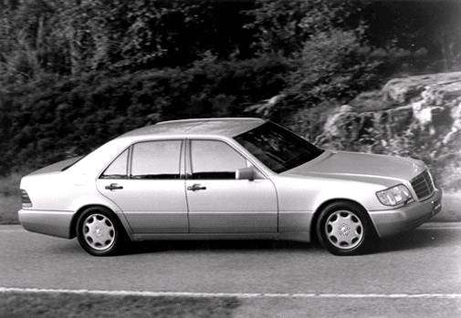 1992 Mercedes-Benz 500 SEL | Pricing, Ratings, Expert Review