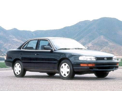 1992 Toyota Camry | Pricing, Ratings, Expert Review | Kelley Blue Book