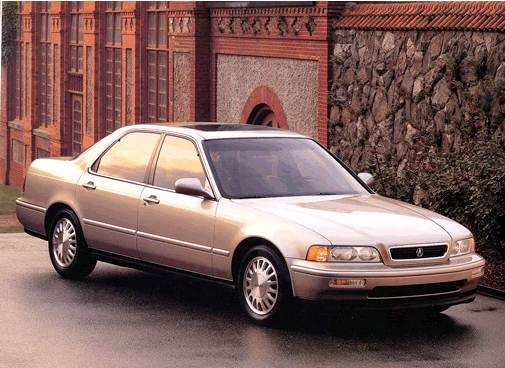 1993 Acura Legend | Pricing, Ratings, Expert Review | Kelley Blue Book
