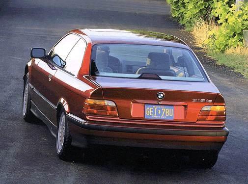 1993 BMW 3 Series   Pricing, Ratings, Expert Review   Kelley