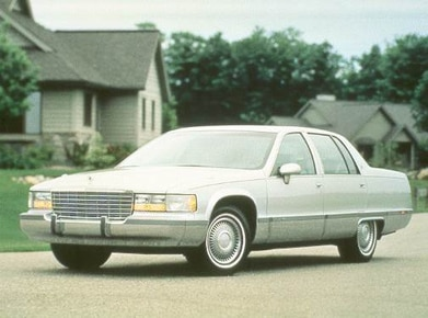 1993 Cadillac Fleetwood Prices, Reviews & Pictures ...