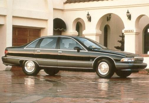 1993 Chevrolet Caprice Classic | Pricing, Ratings, Expert
