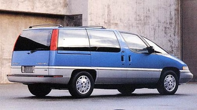 1993 Chevrolet Lumina APV | Pricing, Ratings, Expert Review