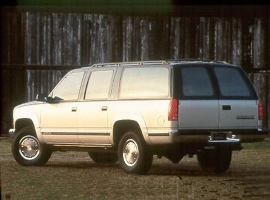 1993 Chevrolet Suburban 2500 Prices Reviews Pictures Kelley